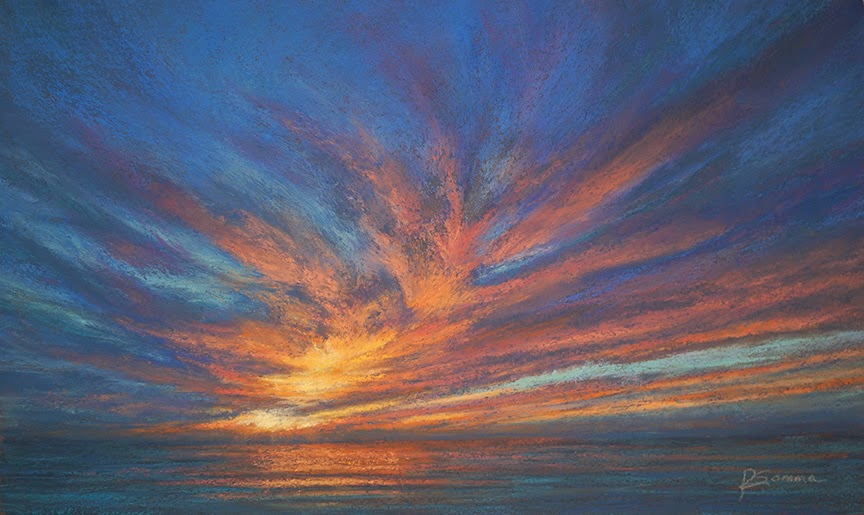 Brush Strokes from Heaven by Paula Somma