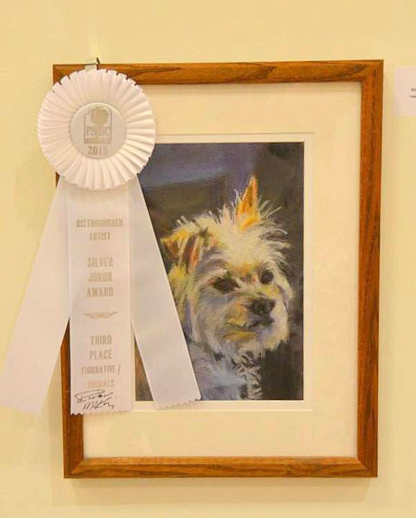 SILVER Category - Figurative/Animals 3rd Place
