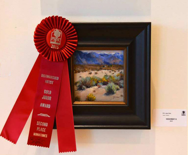 MINIATURE Category - 2nd Place