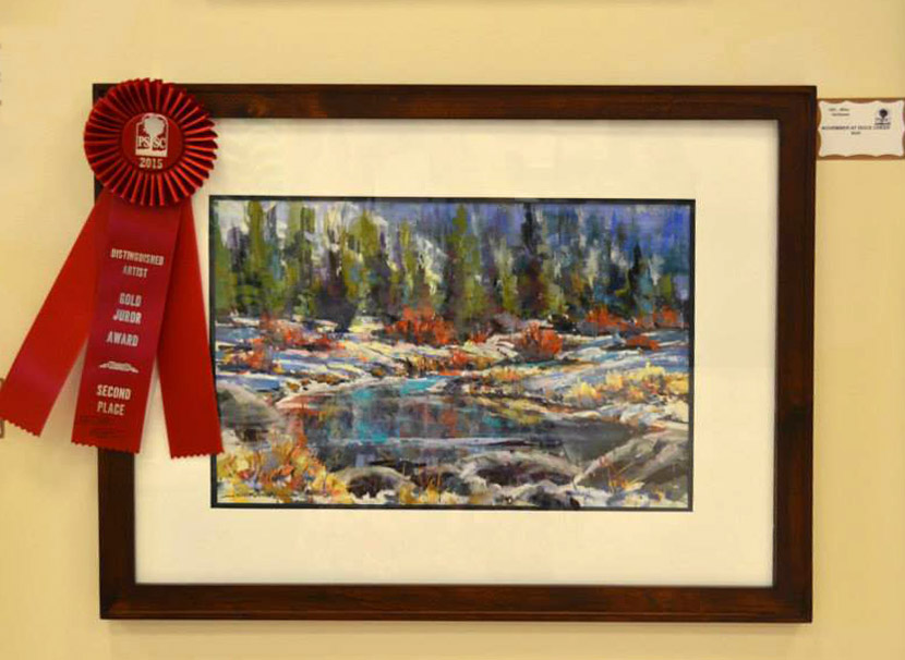 GOLD Category - 2nd Place