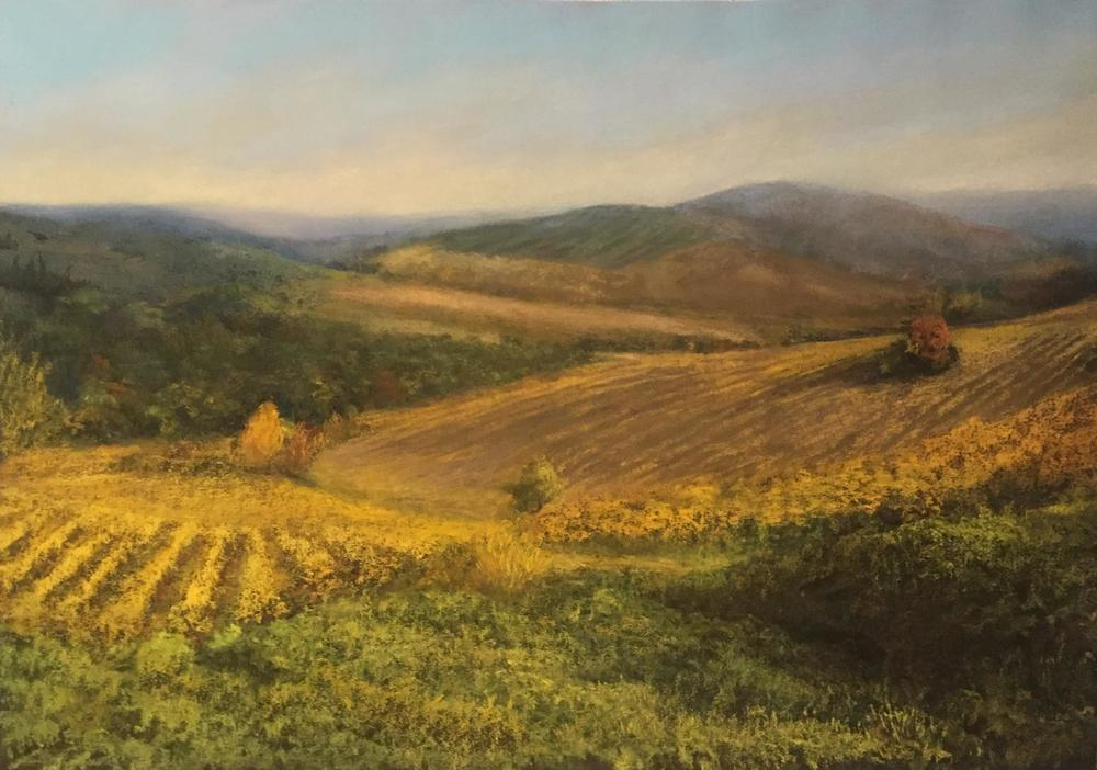 Tuscan Gold by Virginia Kamhi