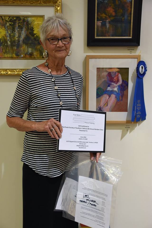 1st Place in Silver - Portraits and Figure