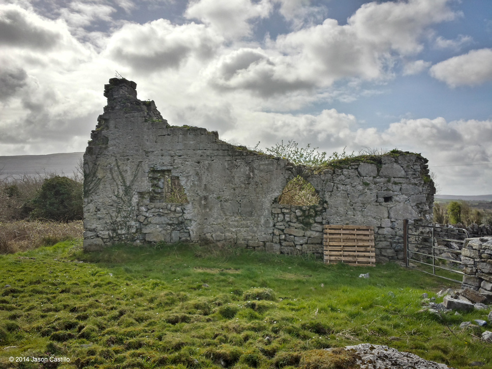 More ruins on Inishmore