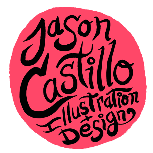 Jason Castillo: Illustration + Design
