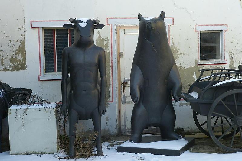 Lalanne bear.jpg