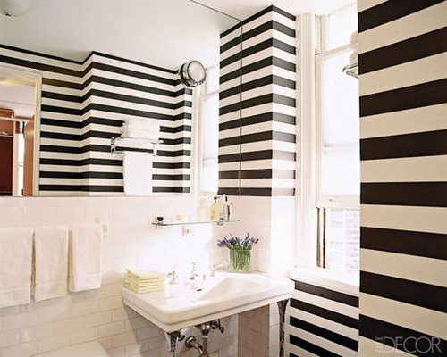 black and white stripes bathroom 6.jpg