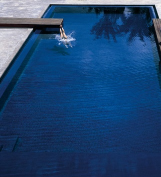 Color preview cobalt blue breeze giannasio interiors for Pool designs under 50 000