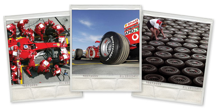 Bridgestone Formula One