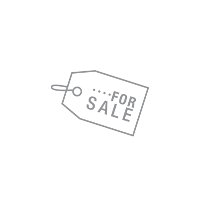 For sale tag