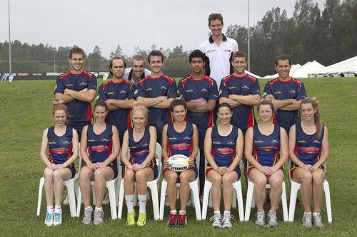 SA Heat MXO team 2011.
