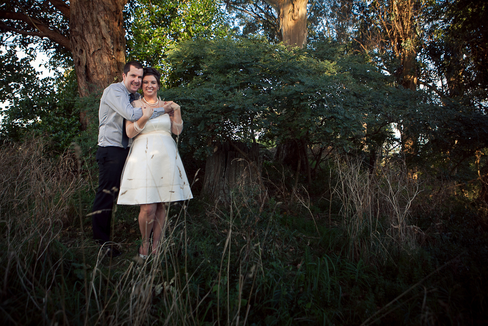 LAURA + TIM | wedding day