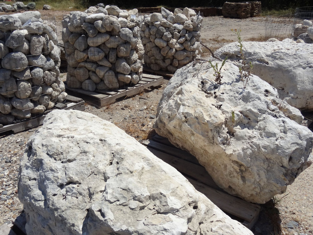 White River Boulders