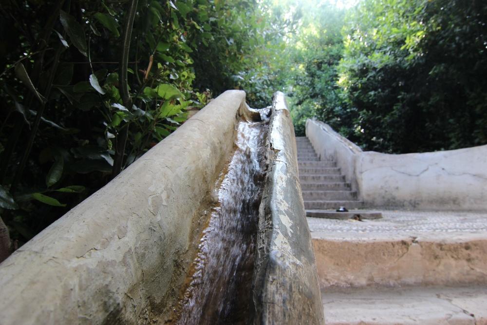 Water Stairway