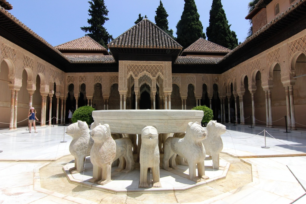 Nasrid Palaces