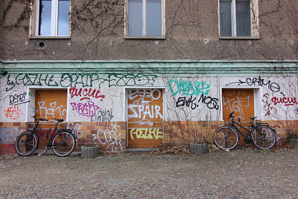Prenzlauer Berg, near my Airbnb.