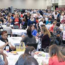 SOLD - Expo Lunch $5,000/day