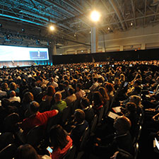 SOLD - General Session - $8,500 for Tuesday & Wednesday