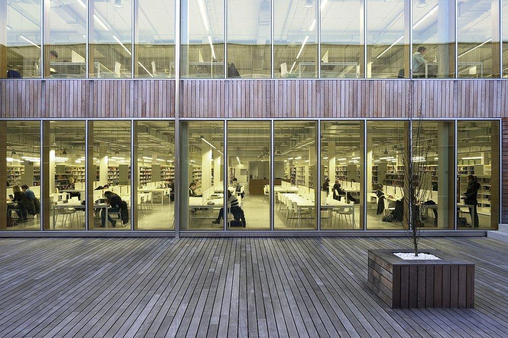 JAAM - biblioteca centro carlos santamar�a