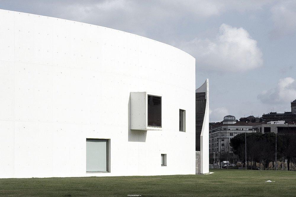 Biblioteca y centro de datos avanzados Carlos Santamaría