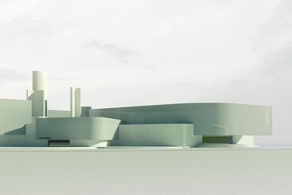 Palacio de la Música, Vitoria-Gasteiz
