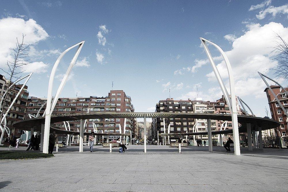 Plaza de Indautxu
