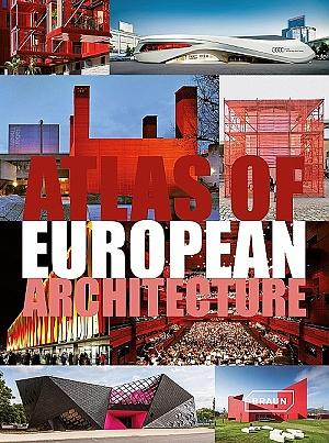 ATLAS OF EUROPEAN ARCHITECTURE - Carlos Santamaría Center