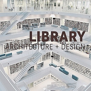 MASTERPIECES - library, architecture and design - Carlos Santamaría Center