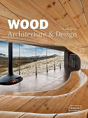 wood architecture and design - Carlos Santamaría Center
