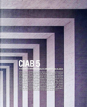 V congreso Internacional de Arquitectura Blanca - Aterpe, casa abierta