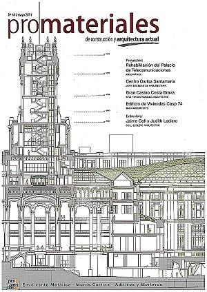 Promateriales 44 - Centro Carlos Santamaría