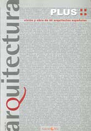 vision y obra DE 44 arquitectos españoles (tomo 2) - JAAM