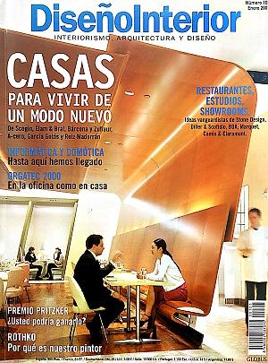 Diseño Interior - Oficinas y sala de exposiciones Global