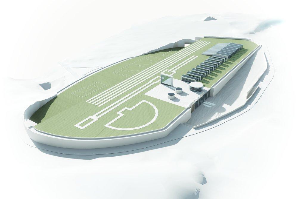 JAAM - centro deportivo cultural Abanto-Zierbena