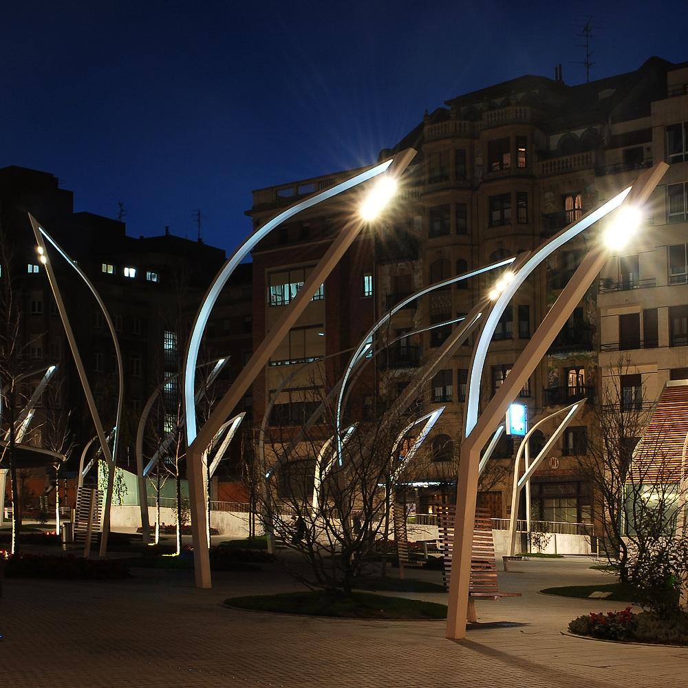 Plaza de Indautxu -