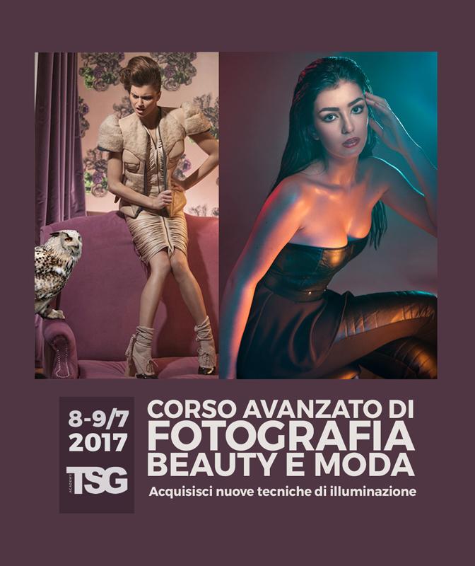 Copy of corso avanzato di fotografia per beauty e moda azzurra piccardi