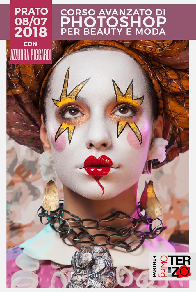 Corso Avanzato di Photoshop per beauty e moda