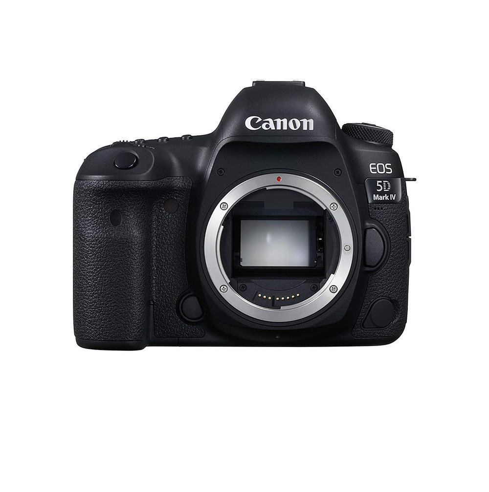Canon EOS 5D IV SLR - Camera Body, 30.4MP