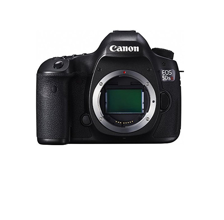 Canon EOS 5DS R SRL - Camera body, 53 MP