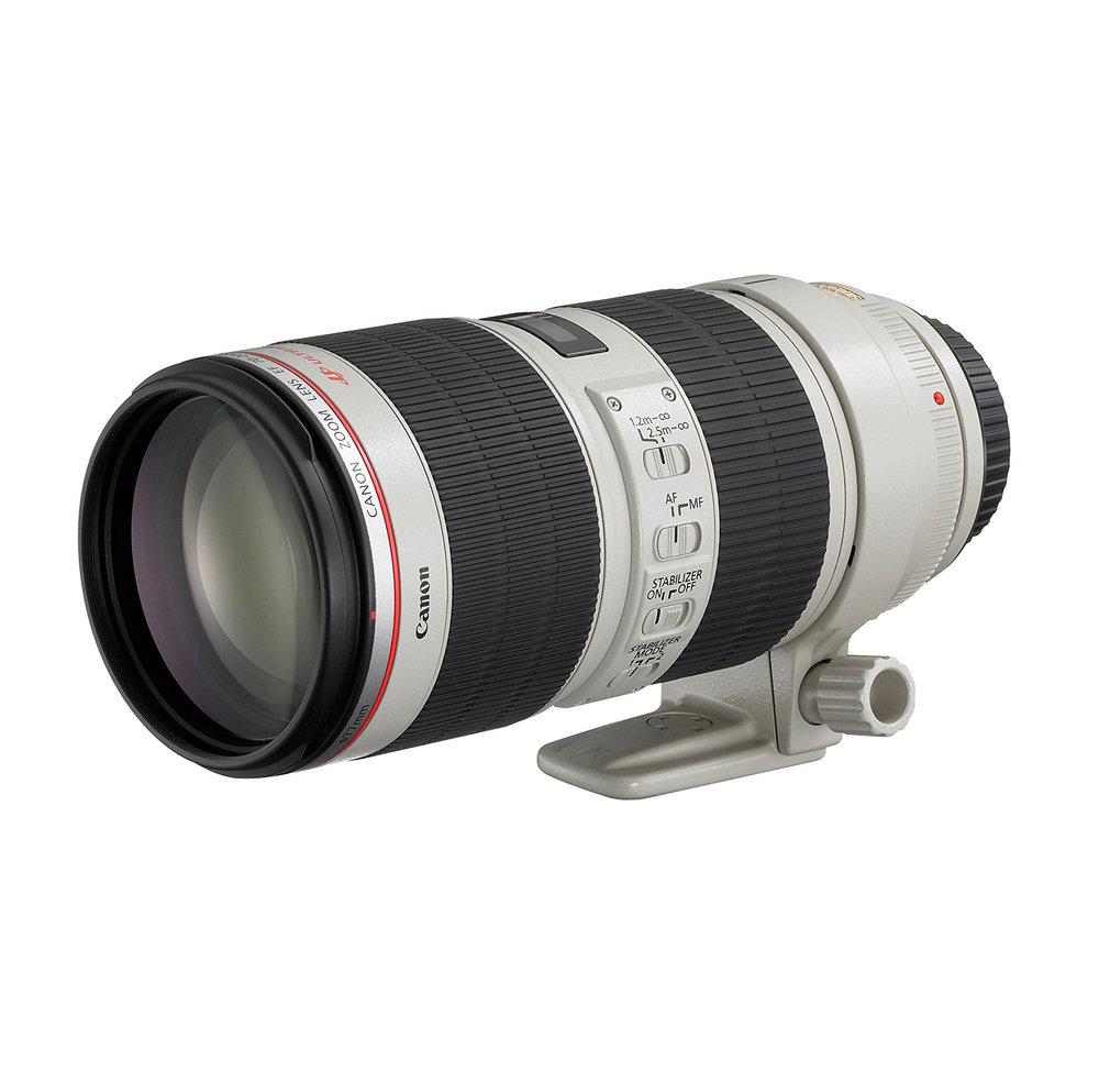 Canon Obiettivo - EF 70-200 mm f/2.8L IS II USM
