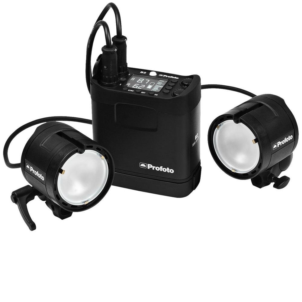 Sistema off-camera - Flash Profoto B2 250 airttl Location Kit