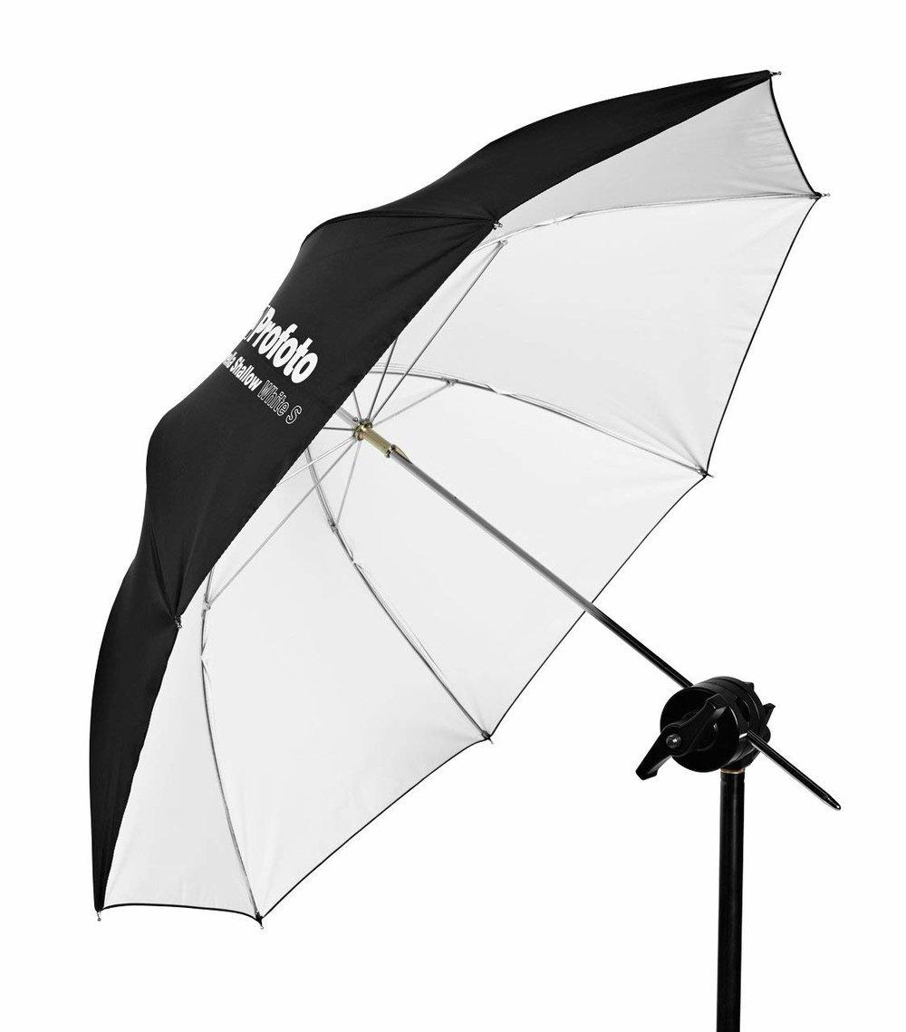 Profoto Modifier - Umbrella Shallow White S (0,85 m diameter)
