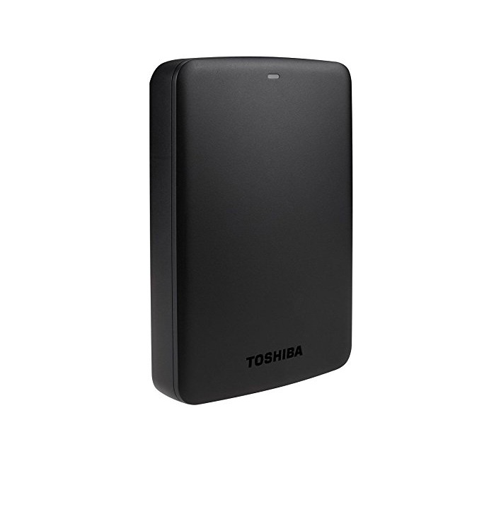 Toshiba Canvio Basics 3TB - HDD Esterno portatile 2.5
