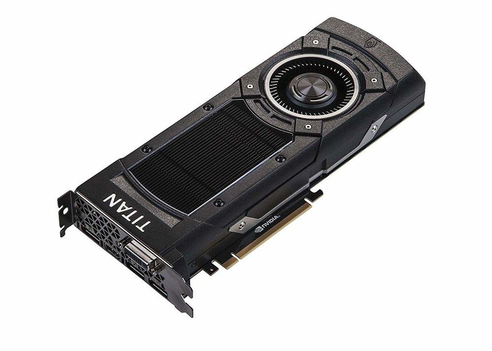 Scheda Grafica Asus - GeForce GTX TITANX NVIDIA 12GB