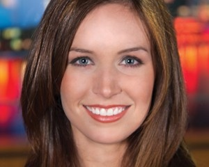 WJXT Reporter Ashley Mitchem