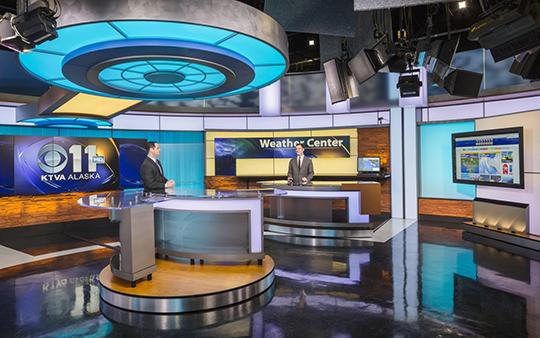 KTVA News Set