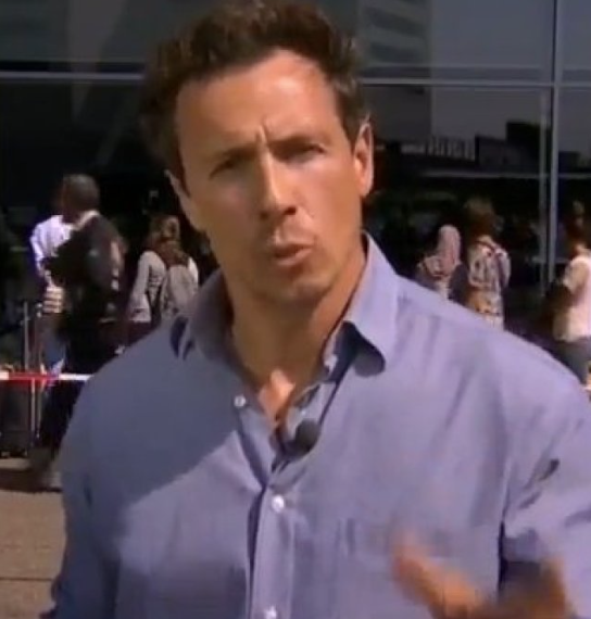 Chris Cuomo: CNN's Chris Cuomo Seems To Have An Issue With Baltimore