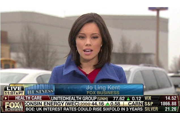 fox business cashes out on reporter ftvlive