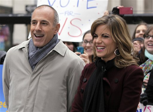 Joe rhodes wife natalie morales still married but could for Natalie morales and matt lauer affair