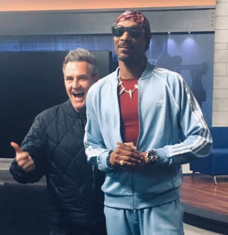 Jeff Hoover and Snoop