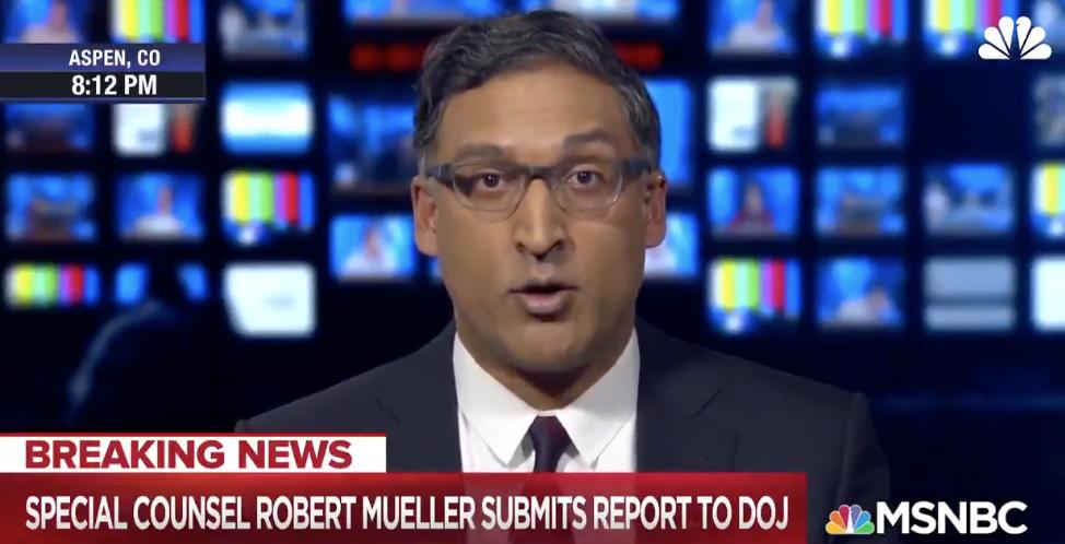 It's Mueller Time — FTVLive